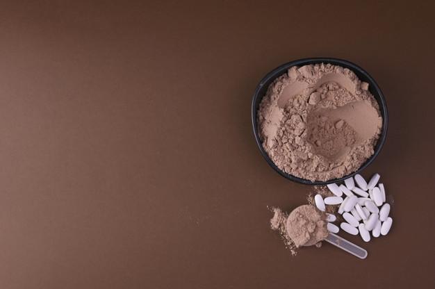 chokolade proteinpulver